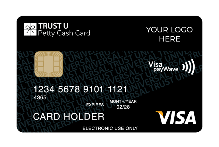 Petty Cash Card